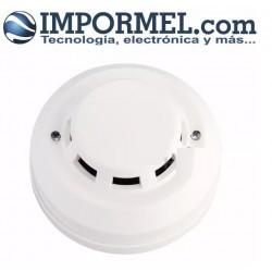 Detector Sensor Humo Fotoeléctrico 4 Hilos Alarma