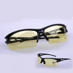 Gafas Vision Nocturna Para Conducir Trotar Noche Uv 400
