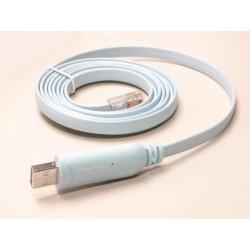 Cable Consola Cisco Rj45 A Usb Serial Win Linux Mac