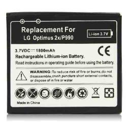 Batería Extendida Lg  Optimus 3d P920