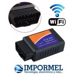 Escaner Diagnostico Auto Carro Elm327 Wifi Obdii Obd2 Ios An