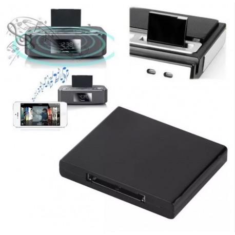 Receptor Bluetooth A2dp A Dock 30 Pines Iphone 4 Musica