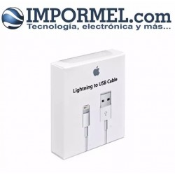 Cable De Datos Usb Iphone 5 5s 6 6s 7 Apple Original En Caja