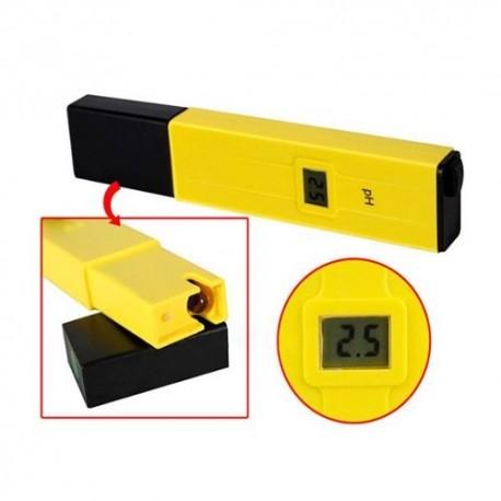 Pehachimetro Medidor De Ph Estilo Lápiz Digital Preciso