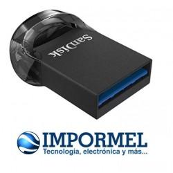 Pendrive Sandisk 64gb Ultra Usb 3.0 3.1 Nueva Y Sellada
