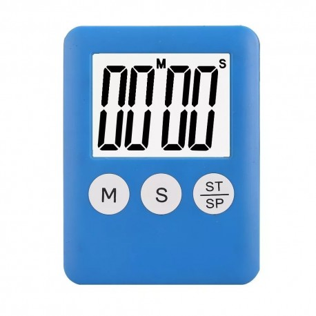 Timer Digital De Cocina Chef Temporizador Contador Regresivo be36c10cc95a