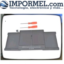 Impormel Bateria Macbook Air 13 A1466 A1405 A1369