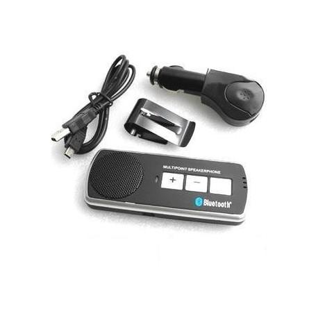 Speaker Bluetooth Manos Libres Para Auto Calidad Altavoz