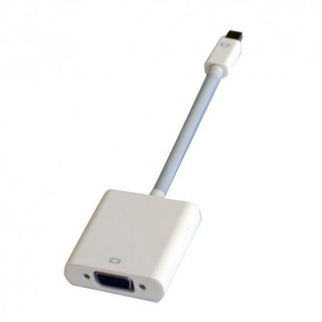 Adaptador Mini Display Port Dp A Vga Macbook Imac Mac Apple