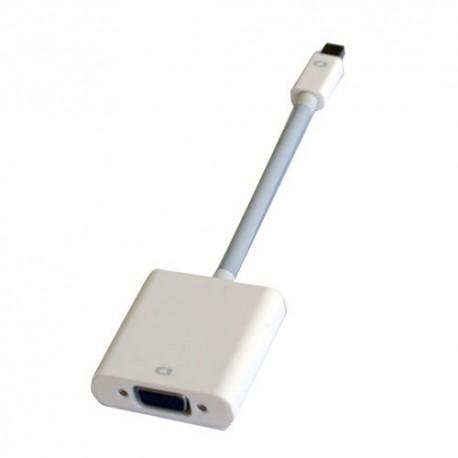 Adaptador Mini Display Port Dp A Vga Macbook Imac Mac Apple