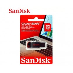 Pendrive 32gb Sandisk Original 2.0 Flash Cruzer Glide Sdcz50