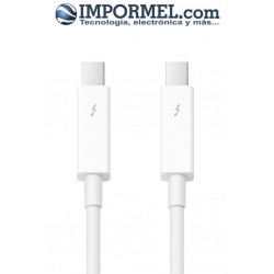 Cable Thunderbolt A Thunderbolt Md862ll/a Apple