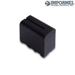 Bateria Para Sony Np-f970 6600mah Serie L Larga Duracion