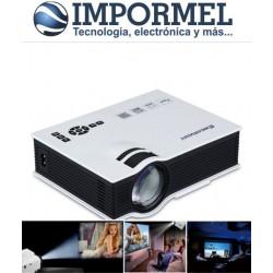 Proyector Led Excelvan Multimedia Portatil 800 Lumens 2016