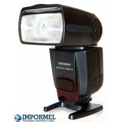 Flash Profesional Yongnuo Yn560-iii Canon Nikon Olympus