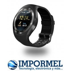 Reloj Smart Wacth Con Chip Y1 Mp3 Hasta 32gb Android Sim