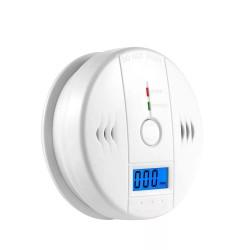 Detector De Gas Co Monoxido Carbono Sensor Alarma Casa