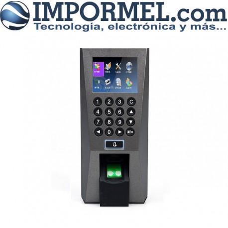 Reloj Biometrico F18 Control De Acceso Y Asistencia