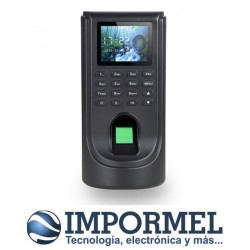 Reloj Biometrico Control De Acceso Y Asistencia Huella