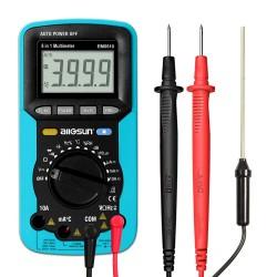 Sonometro Luxometro Termometro Higrometro Multimetro Humedad