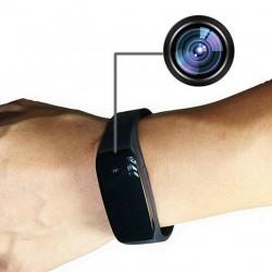 Smart Watch Pulsera Cámara Mini Espía Dvr Oculta Grabadora