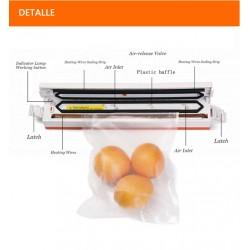 Maquina Empacadora Selladora Al Vacio Alimentos Envasado