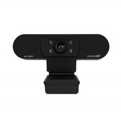 Cámara Web 1080p Usb2.0 Auto Enfoque Microfono Sin Ruido