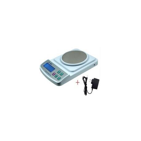 Balanza Joyero Gramera Electronica 500 Gr X 0.01 Gr