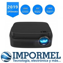 Proyector Led Gaoag 12000 Lúmenes 1080p 500 Full Hd