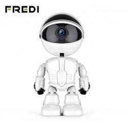 Camara De Video Wifi Hd 1080p Audio Deteccion Movimiento