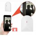 Sensor Ruptura Vidrio Cristal Alarma Casa Oficina Detector
