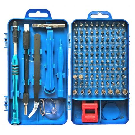 Set Destornilladores Precision 110 Piezas Torx Pc Celular