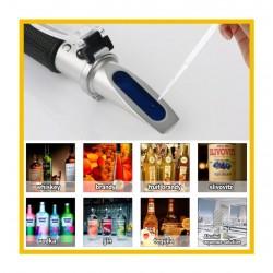Refractometro De Liquidos De 0 Al 90 % Azucar Frutas Brix