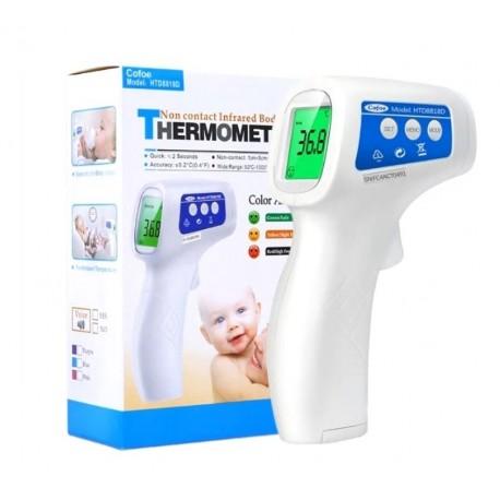 Termometro Laser Digital Infrarrojo Profesional bebe Cofoe
