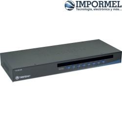 Switch Kvm Trendnet Tk-803r 8 Puertos Usb Y Ps2