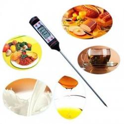 Termómetro Digital Para Cocina Alimentos Carne Pavo Bbq