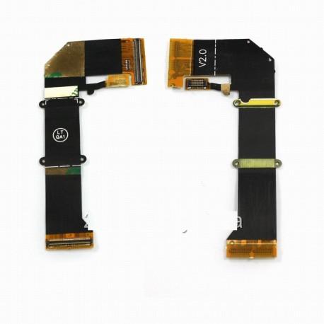 Flex Cable Ancho Lcd Del Sony Ericsson W580 W580i