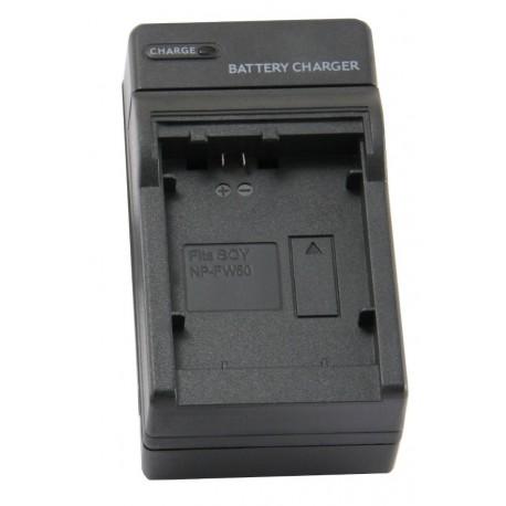 Cargador Bateria Np-fw50 Sony Alpha Nex-5 Nex-3 Nex-7 A55