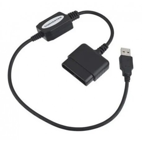 Cable Convertidor Control Ps2 A Play Station 3 Usb Ps3