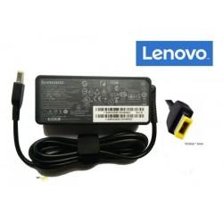 Cargador Original Lenovo 20v 3.25a 65w Plug Rectangular