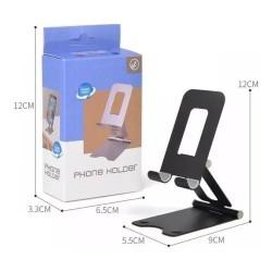 Soporte Pedestal Tablet Universal Metalico Resistente Firme