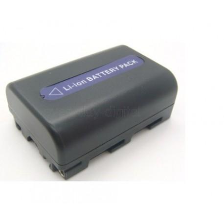 Bateria Para Sony Np-fm50 Fm30 Np-fm51 Np-fm55h Np-qm50