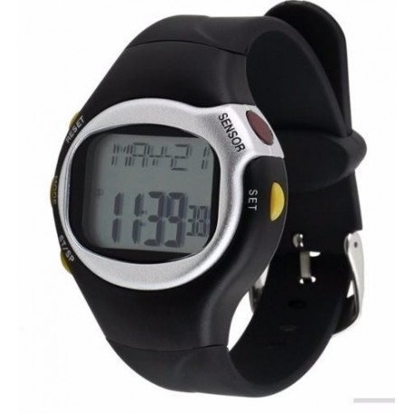 Reloj Digital Nuevo Sensor Pulso Monitor De Calorías