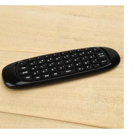 Control Remoto Air Pc Smart Tv Teclado Mouse Inalámbrico
