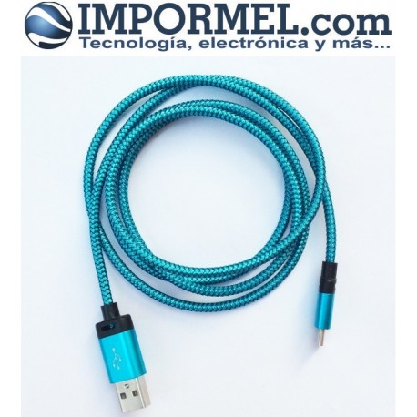 Cable Usb 3.0 Tipo C 3.1 Nexus Macbook Chromebook