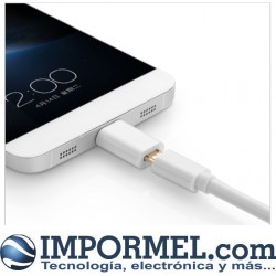 Adaptador Usb C A Micro Usb Hembra Macbook 2015