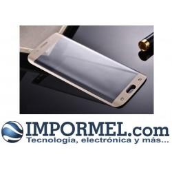 Mica Curva Vidrio Templado Samsung Galaxy S6 Edge