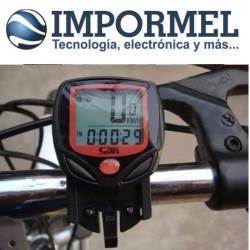 Velocimetro Odometro Bicicleta Accesorio Ciclismo