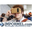 Google Cardboard Virtual Gafas Realidad Virtual 5.5